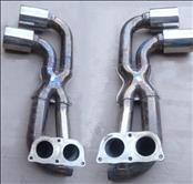 Ferrari 360 Challenge Stradale Tubi Style Race Sport Loud Sound Exhaust Left & Right 00002310 00002311 2310 &2311 OEM