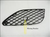 2016 2017 Bentley Continental GT GTC V8 Convertible Mulliner Front Right Bumper Grille Grill, Black 3W3807648D