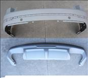 2016 2017 2018 2019 Bentley Bentayga W12 Rear Bumper with Lower Diffuser Spoiler 36A80751; 36A807521 OEM OE
