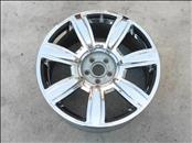 "2003 2004 2005 2006 2007 2008 2009 2010 Bentley Continental GT GTC Flying Spur 20"" X 9"" Inch Wheel Rim Chrome 3W0601025AA; ET41; 9JX20; RT253 OEM"