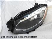2016 2017 2018 Mercedes Benz GLC300 GLC350 X253 Left Driver Halogen Headlight 2538200561; A2538200561 OEM OE