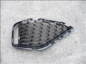 2019 2020 BMW G14 G15 840iX, M850iX Front Bumper Grille, Grill, Air Intake, Open, Left 51118074783 OEM OE