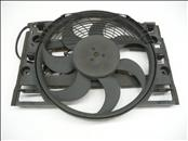 2001 2002 2003 2004 2005 2006 BMW E46 M3 A/C Condenser Auxiliary Pusher Electric Cooling Fan 64546904761 OEM OE