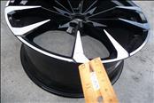 2017 2018 2019 2020 Lamborghini Urus Front Black Glossy Wheel Rim 10JX23'' 4ML601025AE-AJ OEM OE