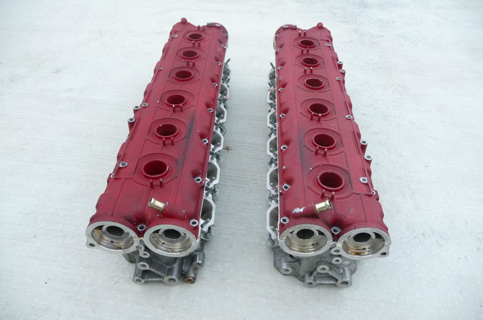 1995 1996 1997 1998 Ferrari 456 GT Complete Right and Left Cylinders Head & Head Covers OEM OE - Used Auto Parts Store | LA Global Parts