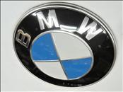 2003 2004 2005 2006 2007 2008 2009 2010 2011 2012 2013 2014 2015 2016 2017 2018 2019 BMW F07 F10 F06 F12 F13 E85 Front Badge Logo Emblem Sign D=82 MM 51147057794 OEM OE