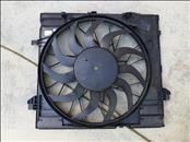 Mercedes Benz GL ML Engine Radiator Cooling Fan Assembly (damaged) A 0999067100
