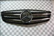 Mercedes Benz C Class Radiator Grill Grille with Emblem Sign -NEW- A 2048802183