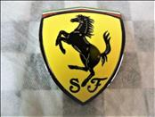 2010 2011 2012 2013 2014 2015 Ferrari Italia Spyder 458 Front Fender Squadra Corse Shield Badge Emblem 82746100 OEM