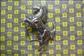 Ferrari 458 Italia Front Bumper Emblem Cavallino Rampante Badge 83203000 OEM OE